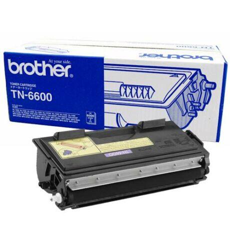 Eredeti Brother TN-6600   - 6000 oldal