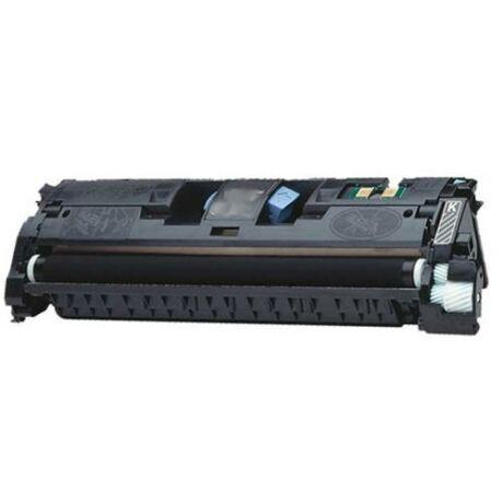 Utángyártott HP C9700A bk - 5.000 oldal