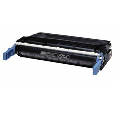 Utángyártott HP C9720A bk - 9.000 oldal