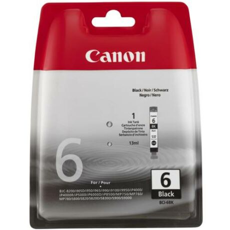 Eredeti Canon BCI-6 Black
