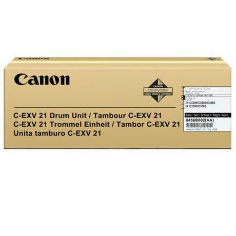 Eredeti Canon C-EXV 21 black