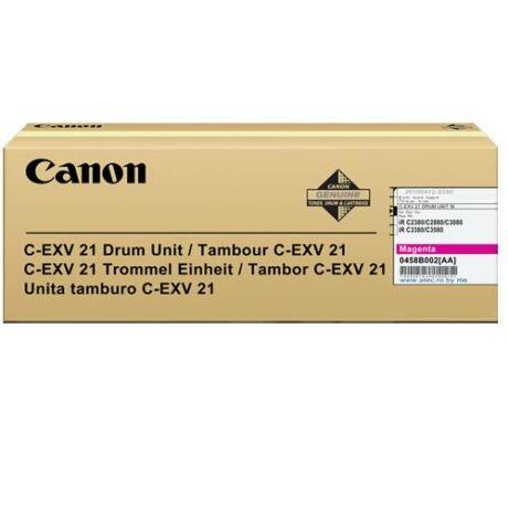 Eredeti Canon C-EXV 21 magenta