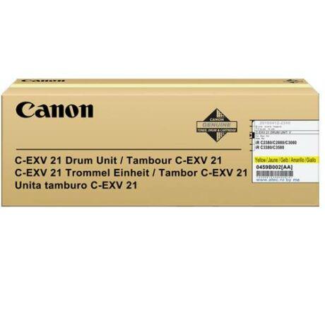 Eredeti Canon C-EXV 21 yellow