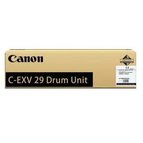 Eredeti Canon C-EXV 29 black - 50.000 oldal