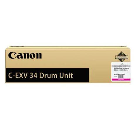 Eredeti Canon C-EXV 34 magenta