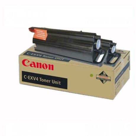 Eredeti Canon C-EXV 4  - 2 x 36.600 oldal