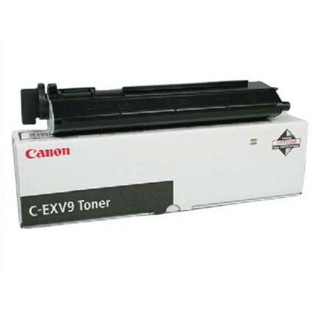 Eredeti Canon C-EXV 9 bk - 23.000 oldal