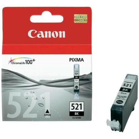 Eredeti Canon CLI-521 Black