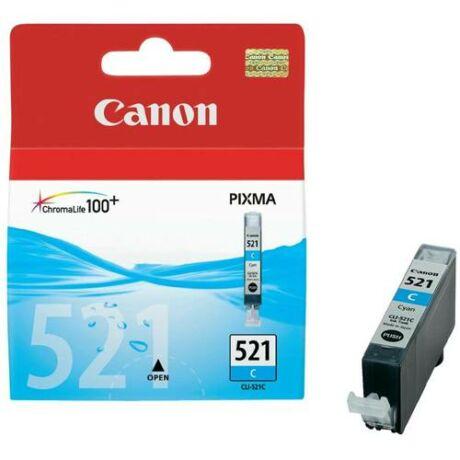 Eredeti Canon CLI-521 Cyan
