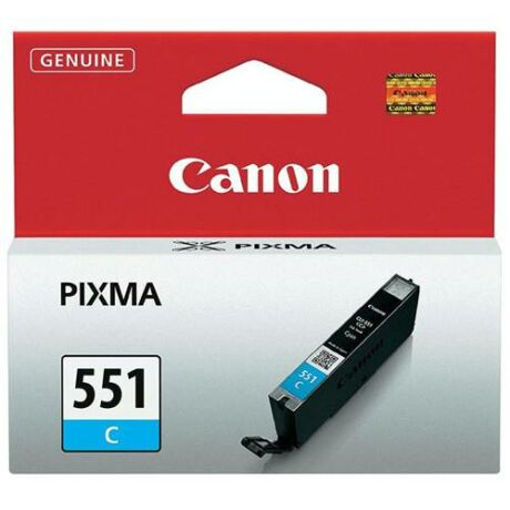 Eredeti Canon CLI-551 cyan - 7ml