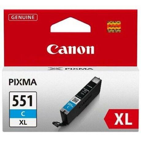 Eredeti Canon CLI-551XL cyan - 11ml - 6444B001