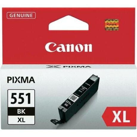 Eredeti Canon CLI-551XL fekete - 11ml - 6443B001