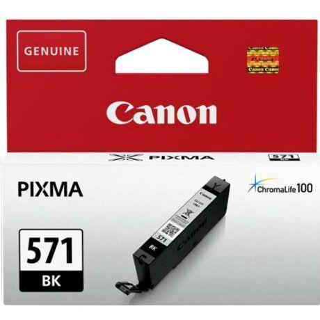 Eredeti Canon CLI-571 fekete - 6,5 ml