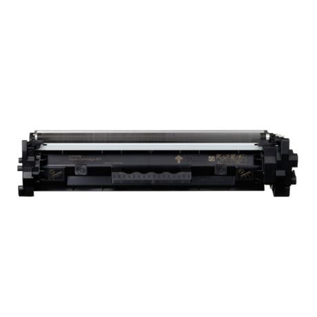 Utángyártott Canon CRG 051 fekete - 1700 oldal