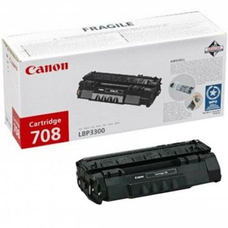 Eredeti Canon CRG 708 (2500 oldal)