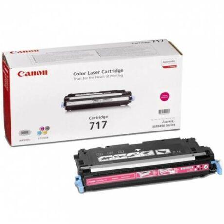 Eredeti Canon CRG 717 magenta (4000 oldal)