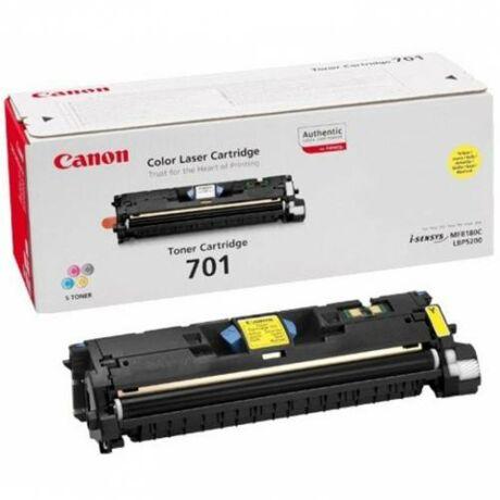 Eredeti Canon EP-701 yellow - 5000 oldal
