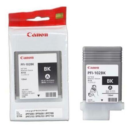 Eredeti Canon PFI-102 black