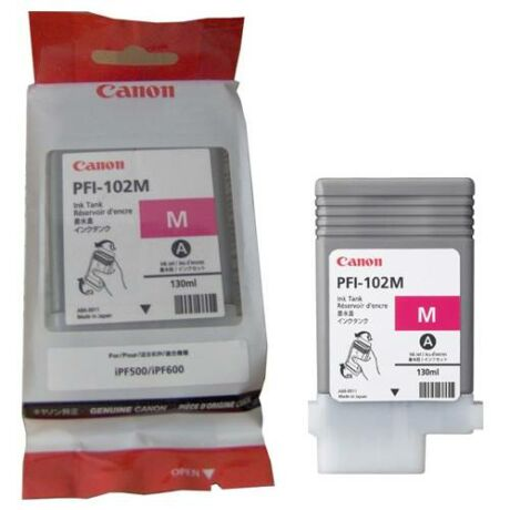 Eredeti Canon PFI-102 magenta