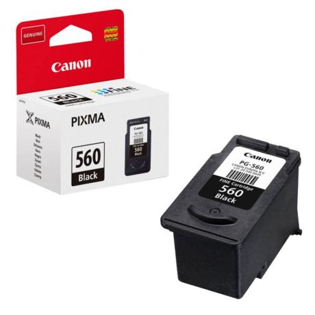 Eredeti Canon PG-560 - 7,5ml (~180 oldal)