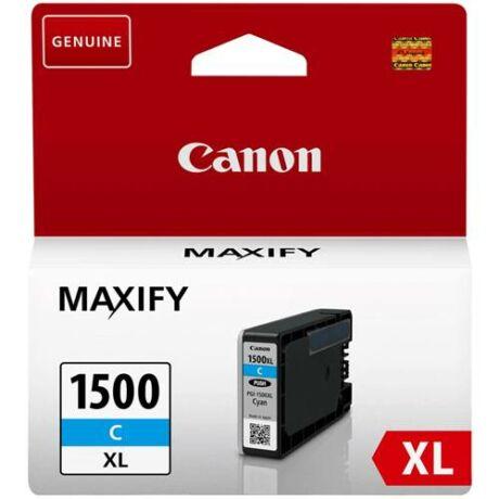 Eredeti Canon PGI-1500XL cyan - 9193B001 - 12ml (1.020 oldal)