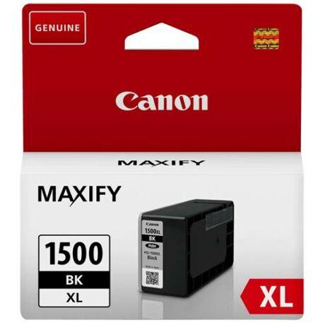 Eredeti Canon PGI-1500XL fekete - 9182B001 - 34,7ml (1.200 oldal)