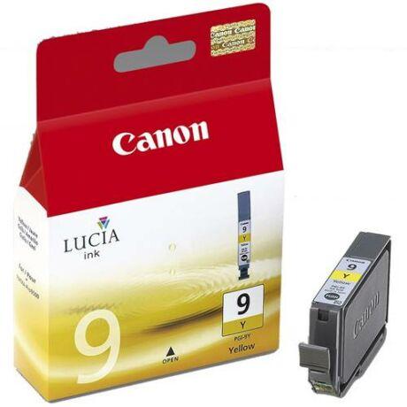 Eredeti Canon PGI-9 Yellow