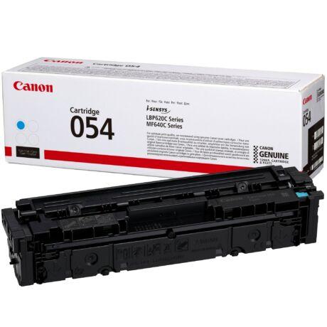 Eredeti Canon CRG 054 cyan - 1200 oldal