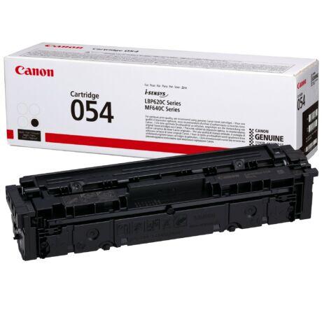 Eredeti Canon CRG 054 fekete - 1500 oldal