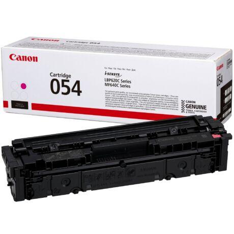 Eredeti Canon CRG 054 magenta - 1200 oldal