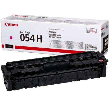 Eredeti Canon CRG 054H magenta - 2300 oldal