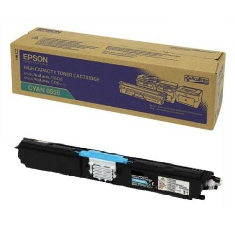 Eredeti Epson C1600/CX16 cyan - 2.700 oldal