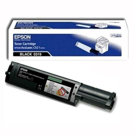 Eredeti Epson CX21 black - 4.500 oldal