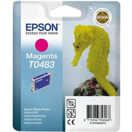 Eredeti Epson T0483 Magenta (13 ml)