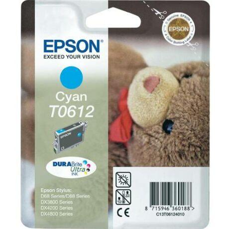 Eredeti Epson T0612 Cyan