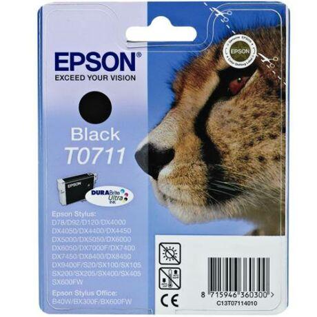 Eredeti Epson T0711 - fekete (7,5ml)