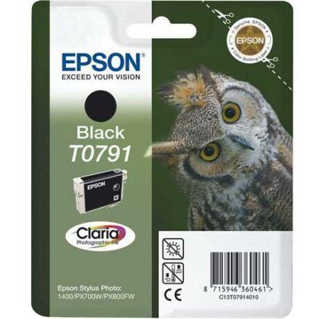 Eredeti Epson T0791 - Fekete