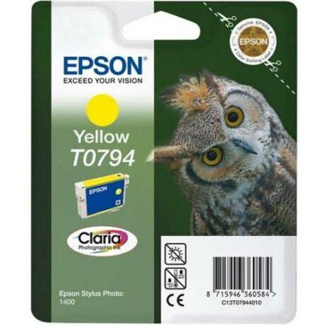 Eredeti Epson T0794 - Yellow
