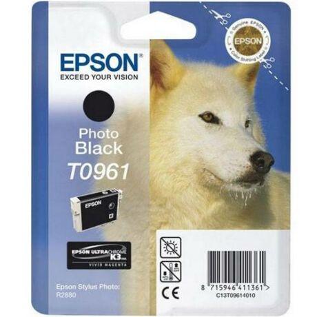 Eredeti Epson T0961 - Photo Black