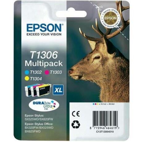 Eredeti Epson T1306 - Multipack (C+M+Y)