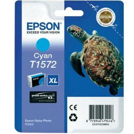 Eredeti Epson T1572 Cyan (25,9 ml)