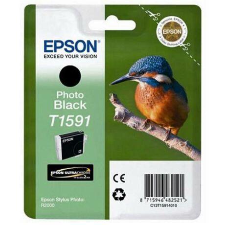Eredeti Epson T1591 Black (17 ml)