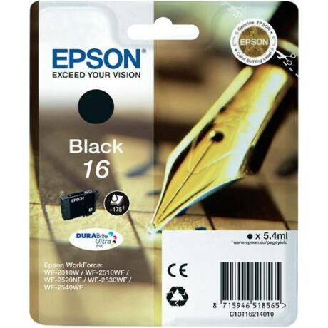 Eredeti Epson T1621 - fekete (5,4ml ~ 175 oldal)