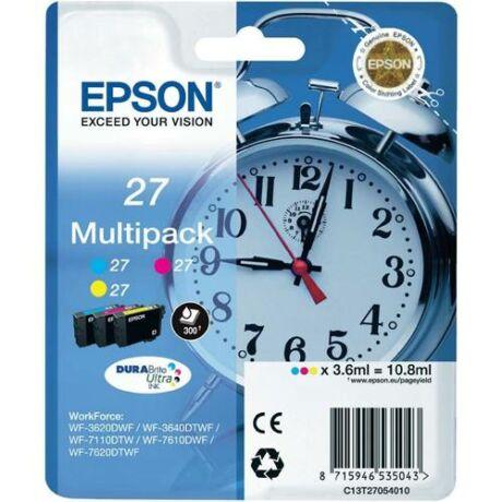 Eredeti Epson T2705 Multipack - cyan, magenta, yellow