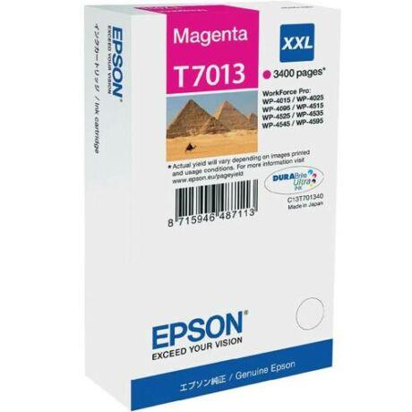 Eredeti Epson T7013 magenta - 3.400 oldal