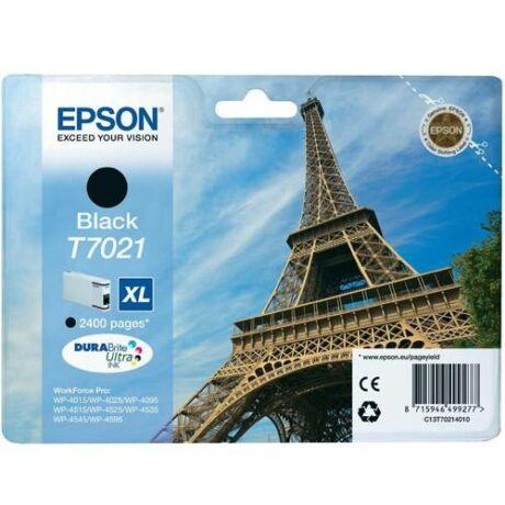 Eredeti Epson T7021 fekete - 2.400 oldal