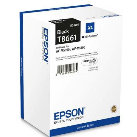 Eredeti Epson T8661 - 2.500 oldal (55,8 ml)