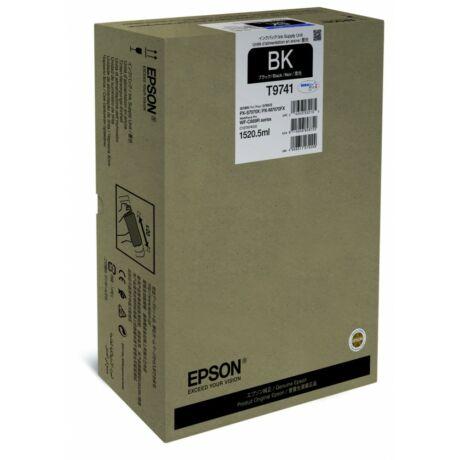 Eredeti Epson T9741 fekete (C13T974100)- 1520ml ~86.000 lap
