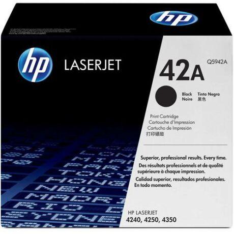 Eredeti HP 42A (Q5942A) - 10.000 oldal