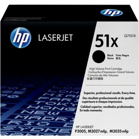 Eredeti HP 51X DUPLA (Q7551XD) - 2 x 13.000 oldal